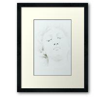 Harlow Framed Print