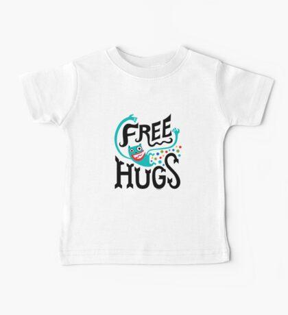 Free Hugs Baby Tee