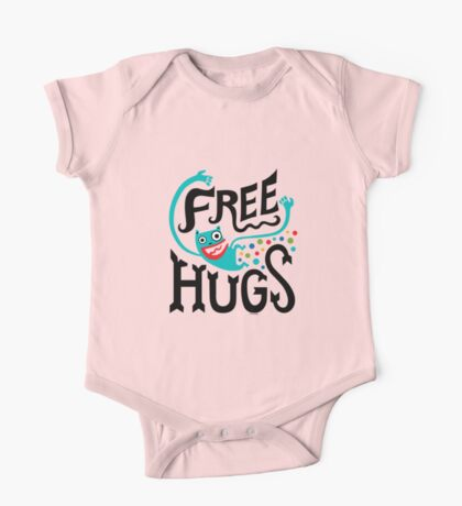 Free Hugs One Piece - Short Sleeve
