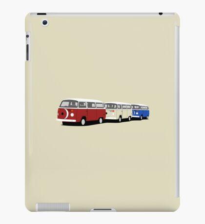 Volkswagen Campervan T2 Group iPad Case/Skin