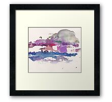 Abstract Painting Nº 10 Framed Print