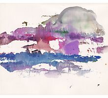 Abstract Painting Nº 10 Photographic Print