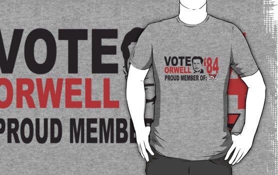 Vote Orwell by beware1984
