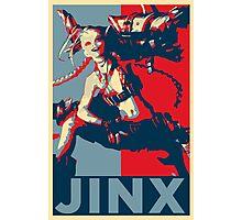 JINX (League of Legends) Photographic Print