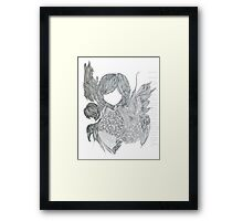 Drawing Day 2011 Framed Print