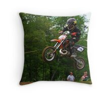 Skowhegan 5/29/11 #370 Throw Pillow