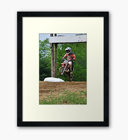 Skowhegan 5/29/11 #378 Framed Print