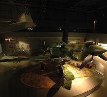 RAAF Kittyhawk @ Australian War Memorial by muz2142
