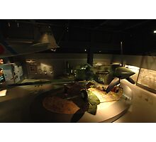 RAAF Kittyhawk @ Australian War Memorial Photographic Print