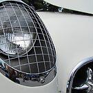 1954 Chevy Corvette by Debbie Robbins