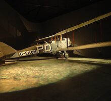 De Havilland DH-9a @ Australian War Memorial by muz2142