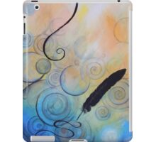 """The Feather"" Raven Series  iPad Case/Skin"