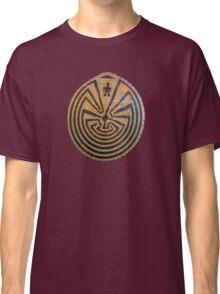 Indigenous Maze Classic T-Shirt