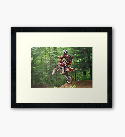 Skowhegan 5/29/11 #419 Framed Print