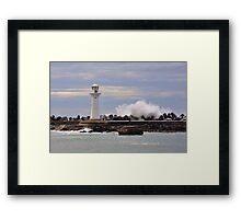 Wollongong Lighthouse Framed Print