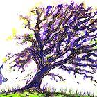 Fairy Dust Tree by Linda Callaghan