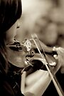 Violinist by Renee Hubbard Fine Art Photography