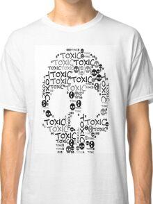 Toxic (skull) Classic T-Shirt