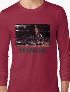 wings Long Sleeve T-Shirt