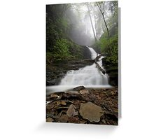 Huron Mist Greeting Card