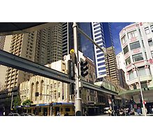 Downtown Sydney  Photographic Print