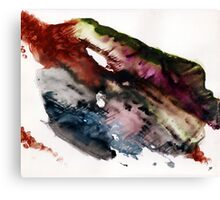 Abstract Painting Nº 11 Canvas Print