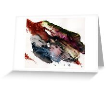 Abstract Painting Nº 11 Greeting Card