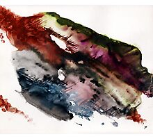 Abstract Painting Nº 11 Photographic Print