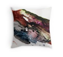 Abstract Painting Nº 11 Throw Pillow