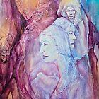 Triple Goddess by Kaye Bel -Cher