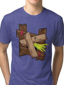 Breaking In Tri-blend T-Shirt