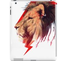 silent flash iPad Case/Skin