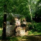 Garvine Mill_Summer by Hope Ledebur
