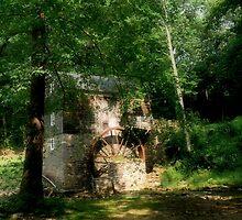 Garvine Mill_Summer by Hope Ledebur
