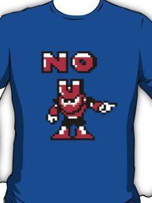 Magnet Man - NO U! T-Shirt