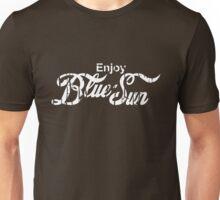 Enjoy Blue Sun Unisex T-Shirt