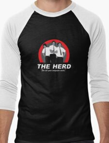 The Herd Men's Baseball ¾ T-Shirt