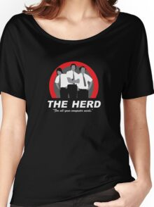 The Herd Women's Relaxed Fit T-Shirt