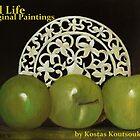 Still Life Calendar Cover by Kostas Koutsoukanidis