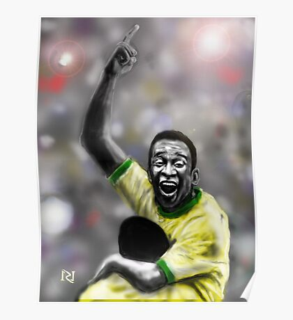 PELE ! IN A MOMENTOUS MOMENT Poster