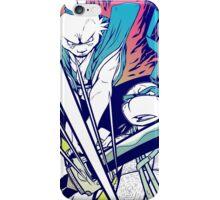 Fight! - Usagi x Leonardo iPhone Case/Skin