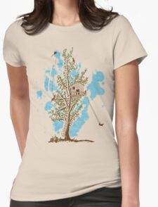 Tree House Graphic Shirt T-Shirt