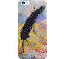 The Feather (no. 10) iPhone Case/Skin