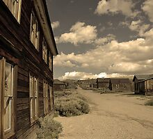 Bodie California 6 by Nick Boren