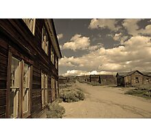 Bodie California 6 Photographic Print