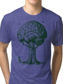 Think Green Graphic Shirt Tri-blend T-Shirt