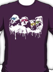 Mount Rushmore Funny Shirt T-Shirt