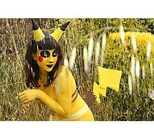 pikachu Photographic Print