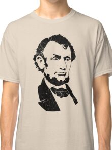 Retro Abraham Lincoln Shirt Classic T-Shirt