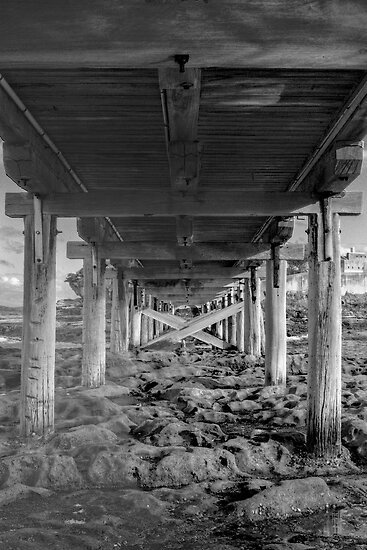 Under the Bridge by Mark  Lucey